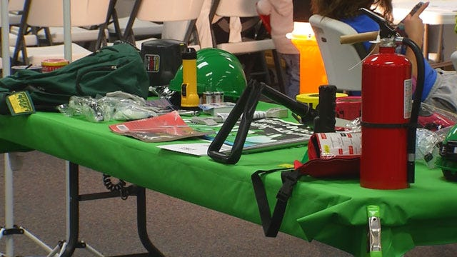 Newcastle's Preparedness Expo Gets Residents Ready For Disaster