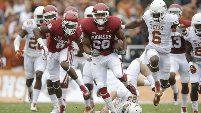 Red River Redemption: Sooners Escape Texas With Win