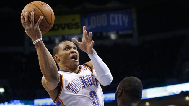 Durant Injury Opens Door For Westbrook To Lead The Thunder
