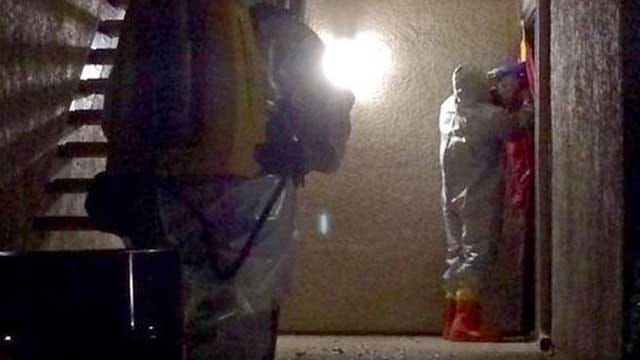CDC Looking For Fellow Passengers Of Ebola Patient