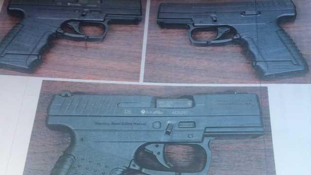 Duncan Homicide Victim Reported Gun Stolen Days Before Being Found Dead