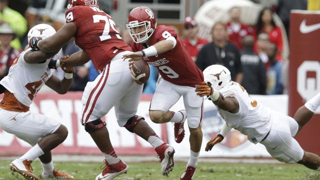 Oklahoma Football: Offense Struggling To Find Consistency