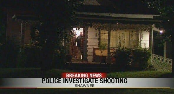 Police: Burglary Suspect Shot By Homeowner In Shawnee