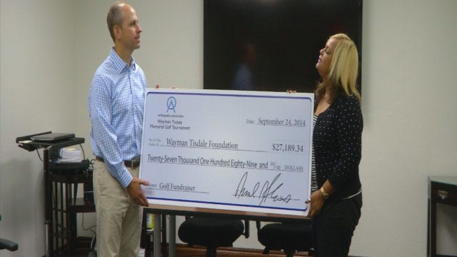 Golf Tournament Raises $27K For Those In Need Of Prosthesis