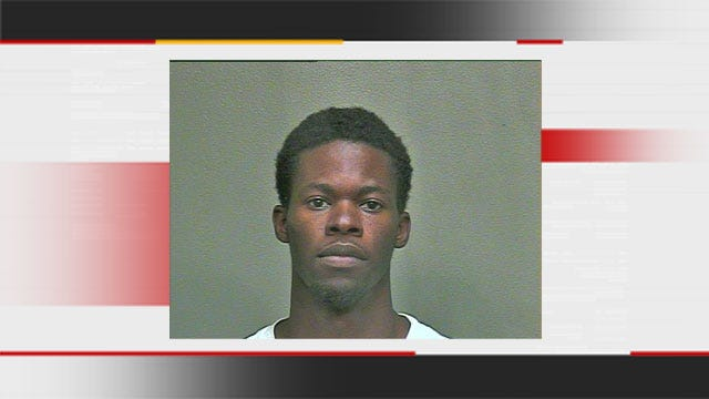 OKC Police Arrest The 'Binky Bandit'