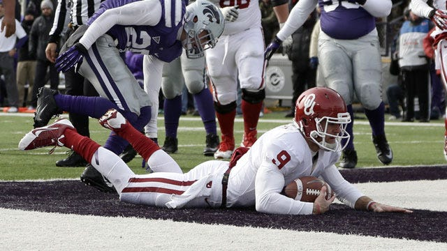 Oklahoma Football: Previewing The Sooners and Kansas State