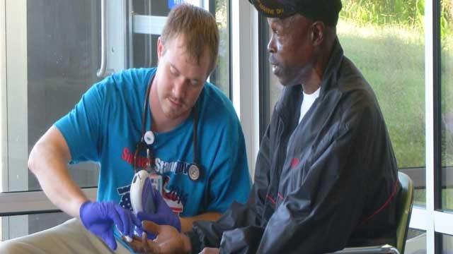 Sooner Stand Down Helping Homeless Veterans In The Metro