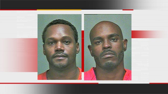 Two Arrested In OKC Man's Shooting Death