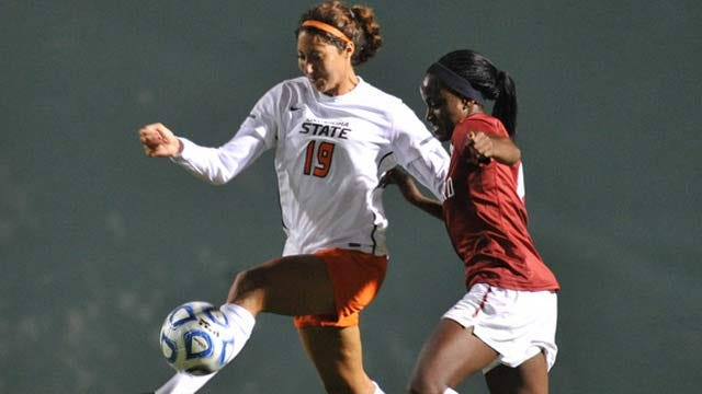 Cowgirls Win Bedlam On Stephenson Golden Goal