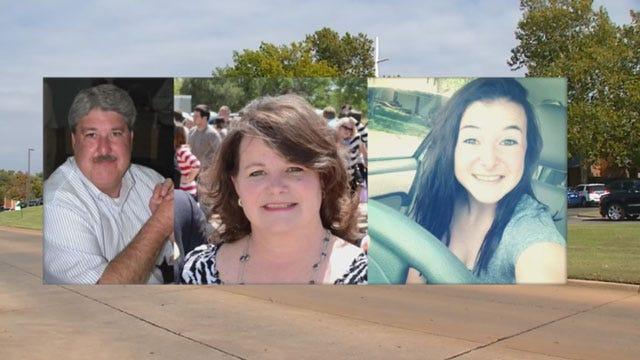 Funeral Held For Murdered Duncan Family