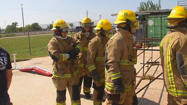 Metro Firefighters Looking To Recruit More Women