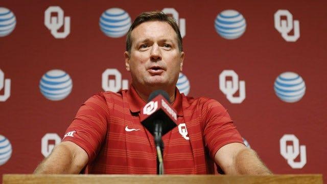 Oklahoma Football: Bob Stoops Press Conference Notebook