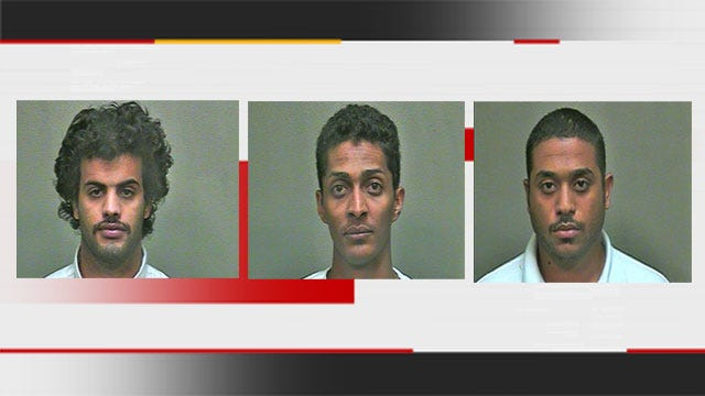 Three Arrested For Allegedly Raping Man At NE OKC Apartment