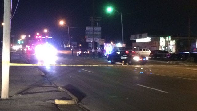 Man Killed After Being Hit By Car Near Rose State College In MWC