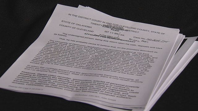 Search Warrants Reveal Intimate Details In Duncan Triple Homicide Investigation