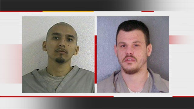 Two Union City Inmates Reported Missing