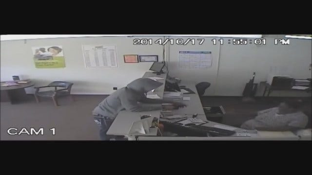 Police: NW OKC Cash Advance Store Robbed Again