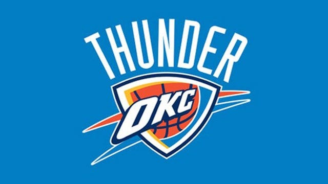 Thunder Exercises Team Options On Four Players