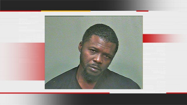 OKC Man Arrested For Beating Wife, Assaulting Officers