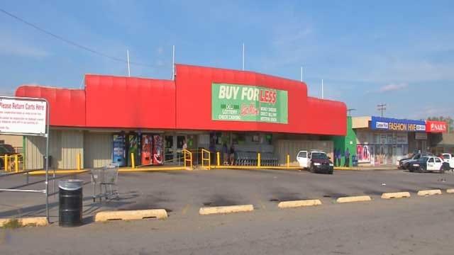 Buy For Less Employee Arrested For Shooting Man Outside NE OKC Store