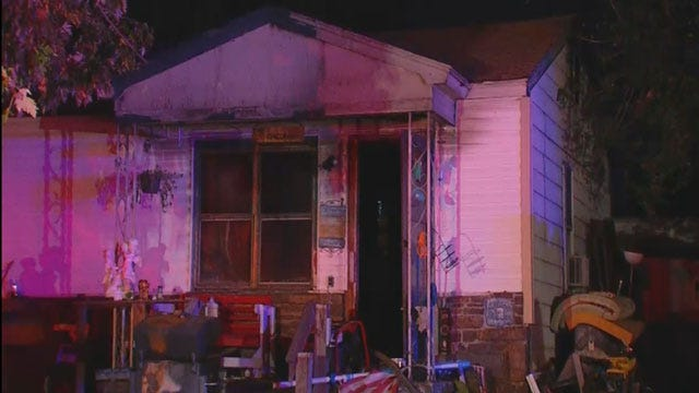 Man Injured, Puppies Killed In SW OKC House Fire