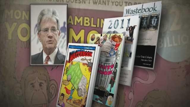 Sen. Tom Coburn Releases 5th Annual 'Wastebook'