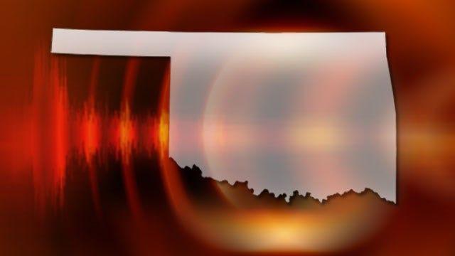 2 Earthquakes Shake Central Oklahoma