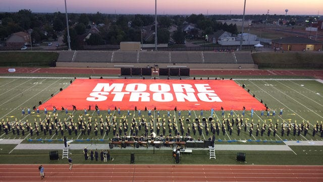 'Forever Moore' Show Highlights Community Healing