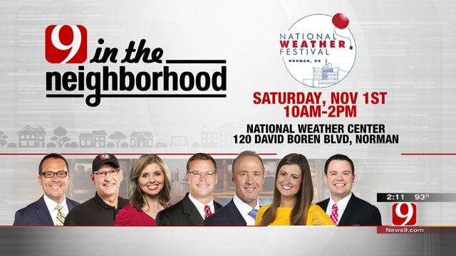 9 In The Neighborhood: National Weather Festival