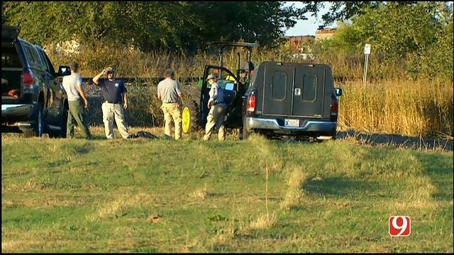 Authorities Investigate After Woman's Head Found Near Chickasha Creek