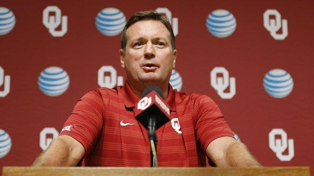 Oklahoma Football: Monday Press Conference Notebook
