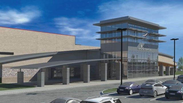Plans For Edmond Convention Center, Sports Complex Take Shape