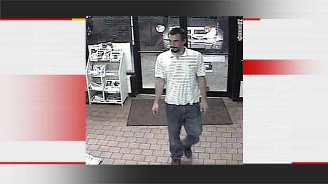 Cleveland County Deputies Seek Man Who Used Stolen Credit Card