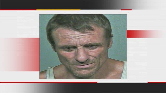 Homeless Oklahoma City Man Accused Of Arson