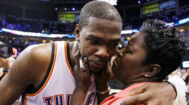 KD's Mother Wanda Pratt To Speak At OKC Event For Single Mothers