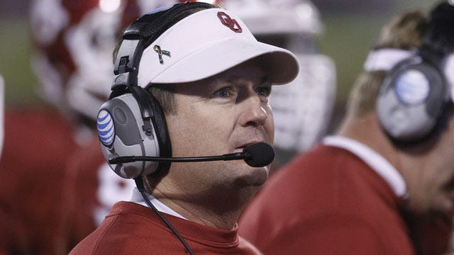 Sooners 18th In Initial College Football Playoff Rankings