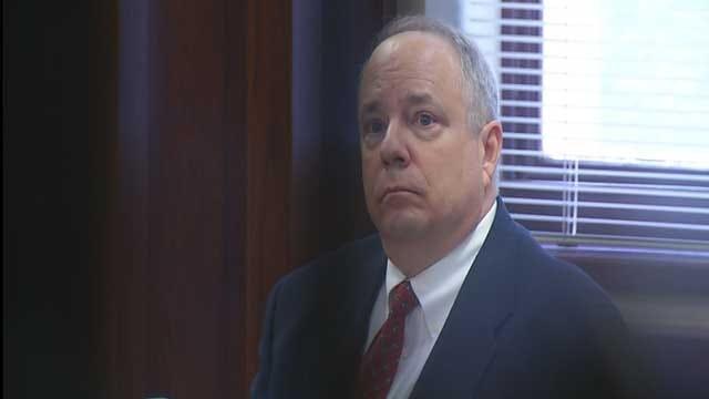 Jury In OKC Road Rage Murder Trial Receiving Instructions