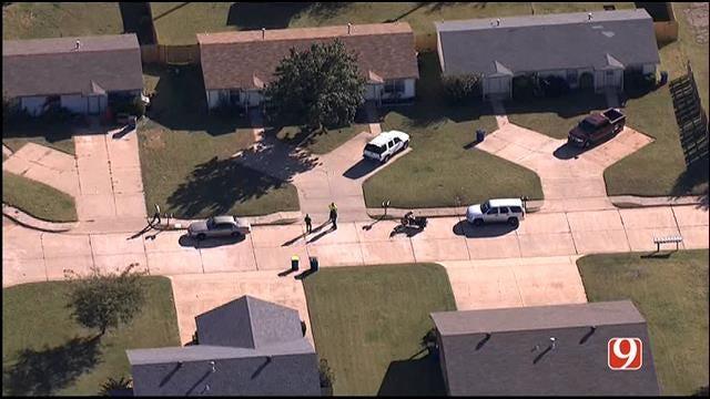 Police Respond To Homicide In Stillwater, Suspect In Custody