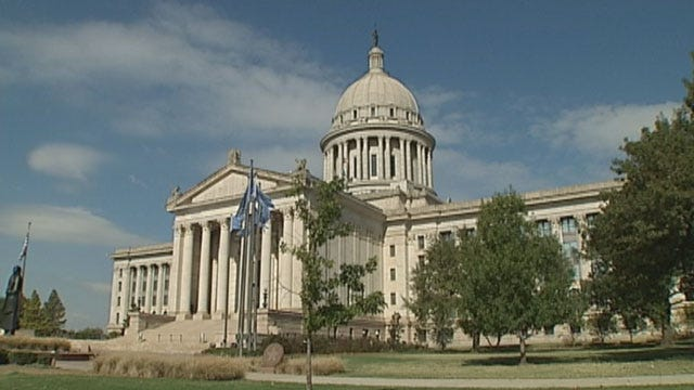 Security Changes Discussed After Gun Found In Bathroom At OK Capitol