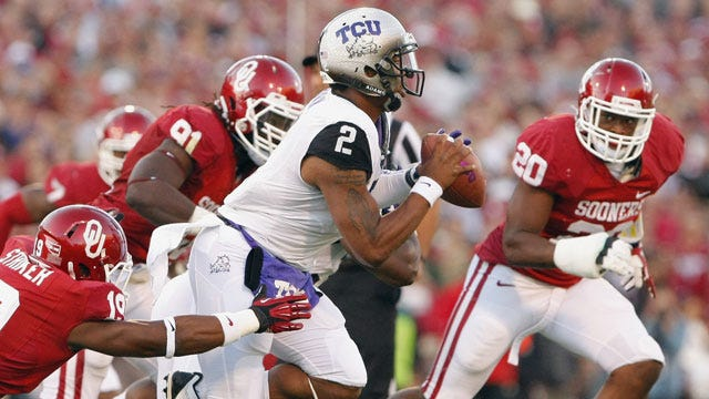 Oklahoma Football: Previewing The Sooners And TCU