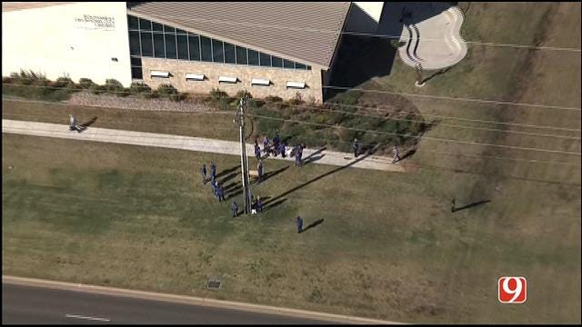 'All Clear' Given At Moore Norman Tech. Center South OKC Campus