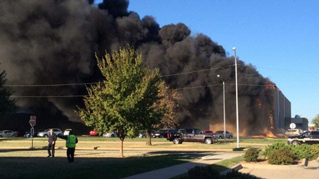 At Least 4 Killed After Plane Crashes Into Kansas Airport Building