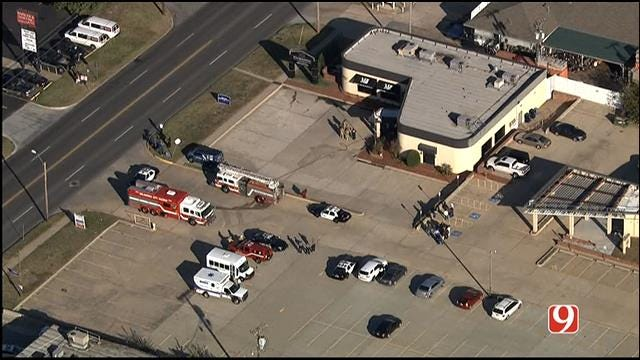 Authorities Investigate After Suspicious Substance Found In SW OKC