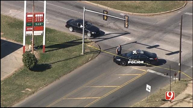 Suspect Shot, Killed After Leading Police On Chase In SW OKC