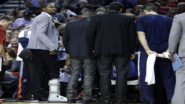 Could Thunder's Mounting Injuries Bury Them Too Deep?