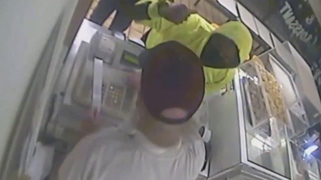 Caught On Camera: 3 Suspects Rob OKC Donut Shop