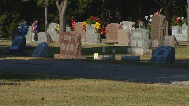 Controversy Surrounding Edmond's Cemetery Tour