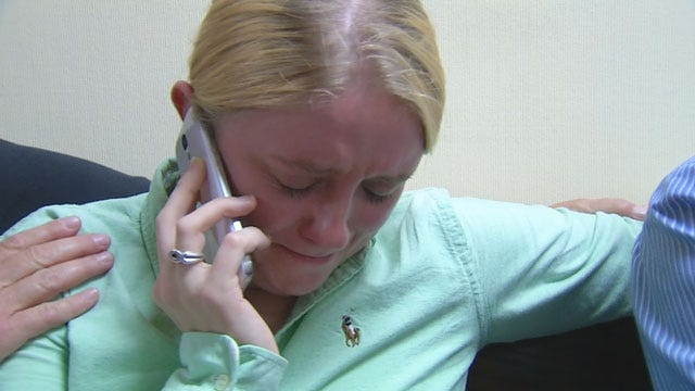 LGBT Couples In Oklahoma Overcome With Emotion