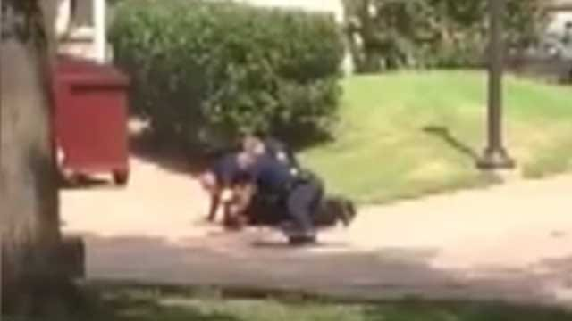 Norman Police Say Actions Justified In Excessive Force Investigation