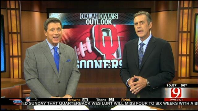 Oklahoma Ford Sports Blitz: October 5